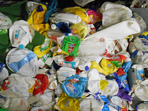 recyclage hdpe