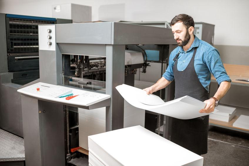 recyclage imprimerie